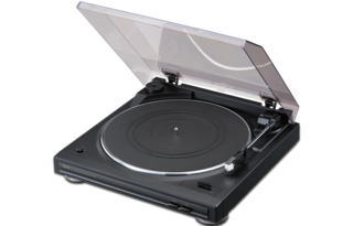 DENON TURN TABLE DP-29F BLACK