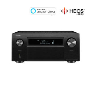 DENON AV AMPLIFIER AVC-X 8500H BLACK
