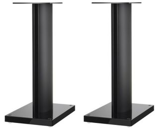 B&W Nautilus 805 D3 Floor Stands - Black