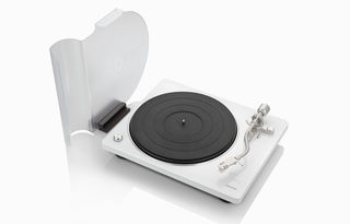 DENON TURNTABLE DP-400 WHITE
