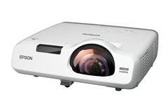 EB-535W Short Throw Projector