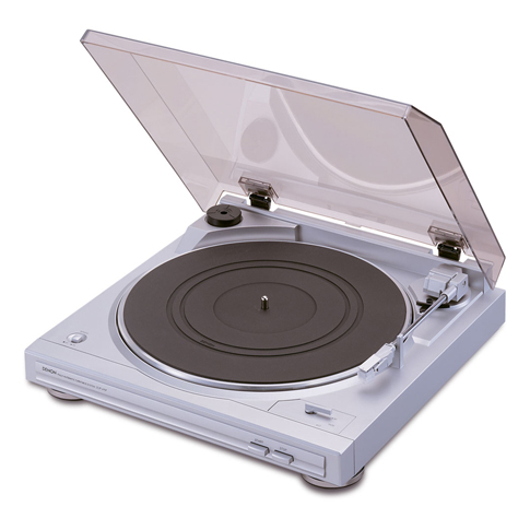 DP-29F Denon Turntable - OLD CODE