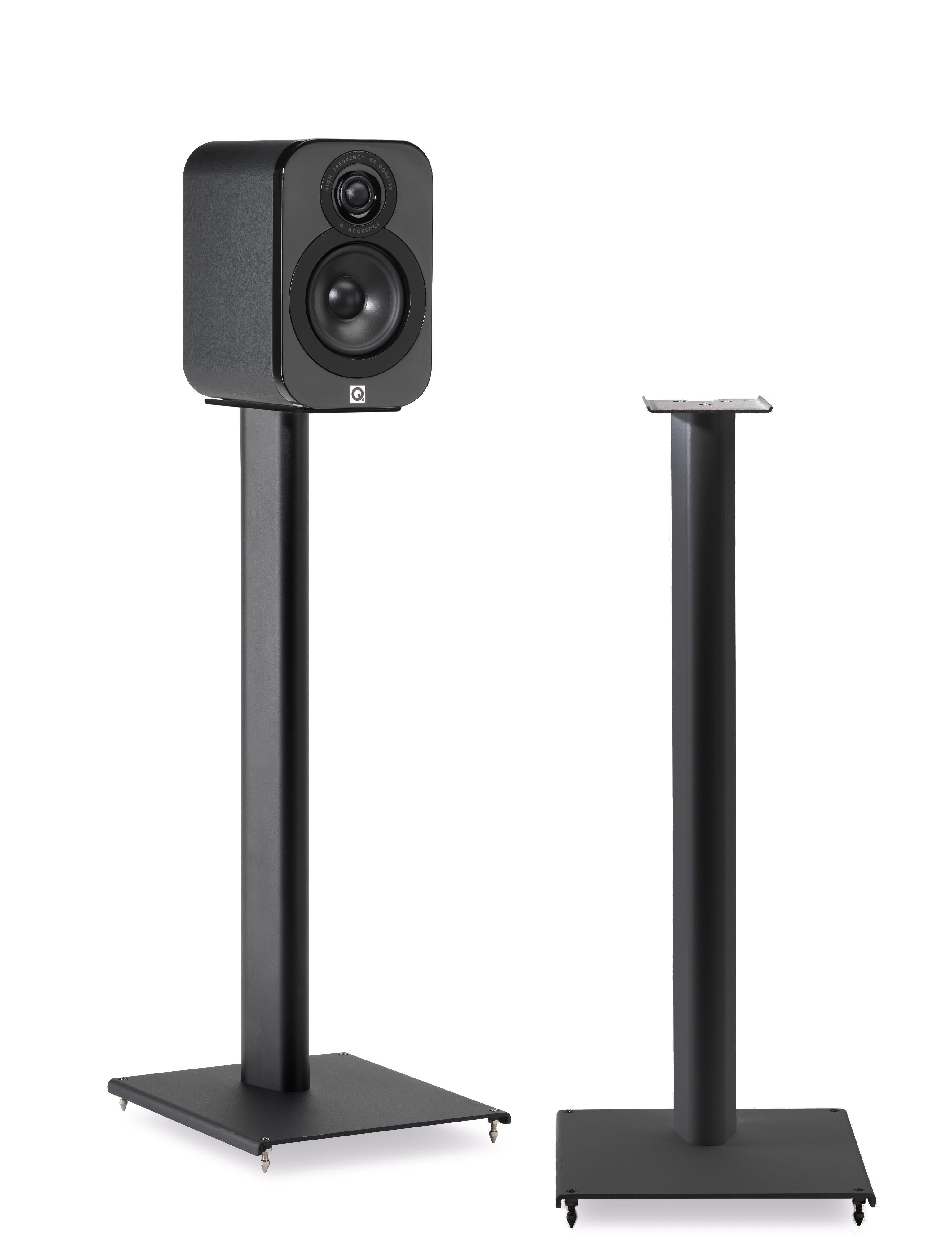 QA3106  Speaker Stands - Black