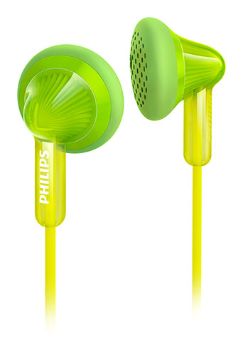 SHE3010G  Philips Earbud H/ph