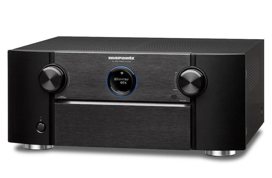 Marantz AV AMPLIFIER AV7706 BLACK
